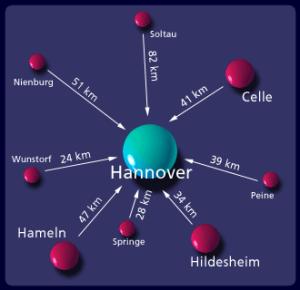 Landkreis Hannover, Happy Hours, Single Freizeitclub Mitglied